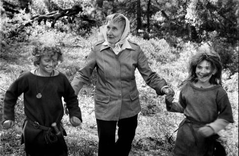 Denna bild har ett alt-attribut som är tomt. Dess filnamn är Astrid-Lindgren-1-1983-Rovardotter.jpg